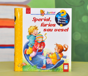 SPERIAT, FURIOS SAU VESEL - Doris Rübel0