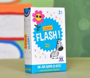 SUNT IMBATABIL: LITERE FLASH!0