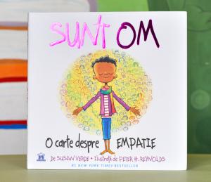 SUNT OM: O CARTE DESPRE EMPATIE - Susan Verde, Peter H. Reynolds0