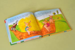 THE THREE LITTLE PIGS (LADYBIRD FIRST FAVOURITE TALES) - Nicola Baxter [1]