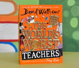 THE WORLD'S WORST TEACHERS - David Walliams [0]