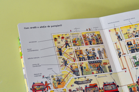 EXCAVATOARE, TRACTOARE ȘI ALTE MAȘINI MARI  - Wolfgang Metzger [4]