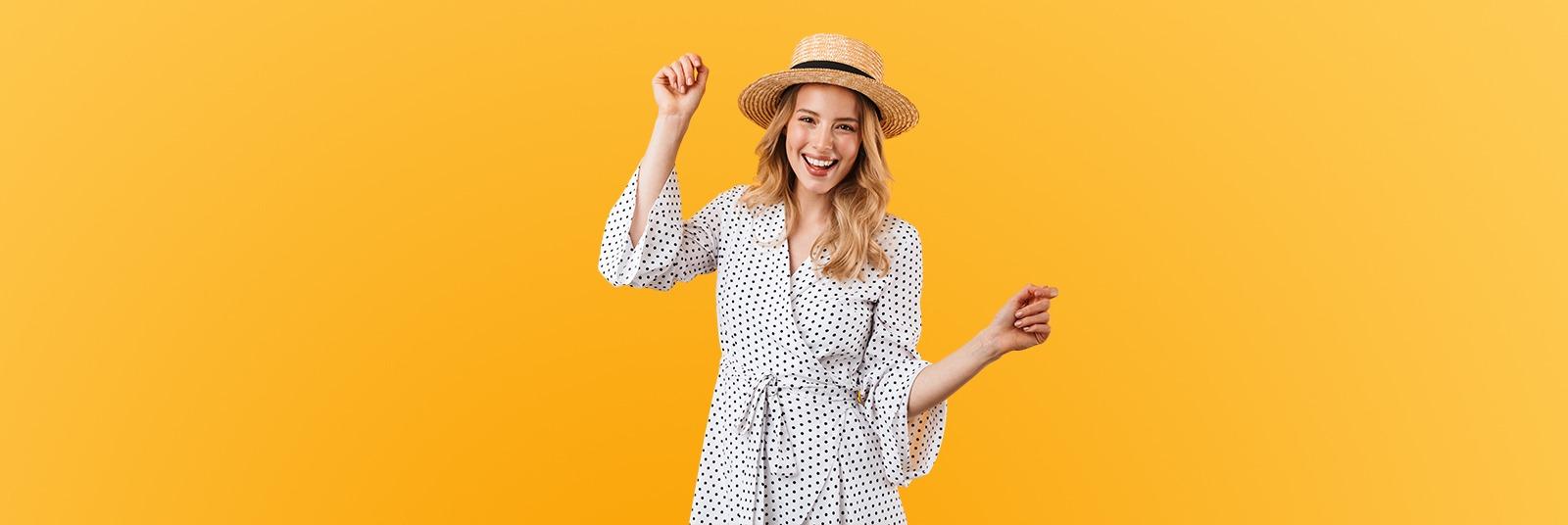 9 rochii perfecte atat pentru vara, cat si pentru toamna