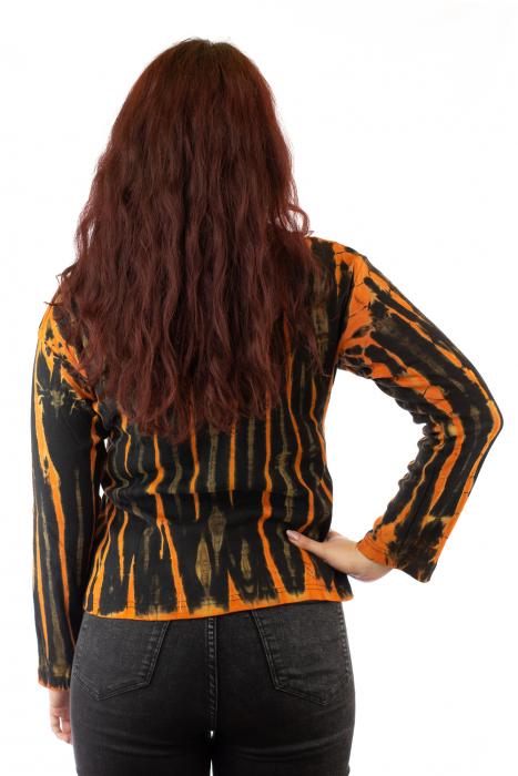 Bluza pentru femei tip Tie Dye 2