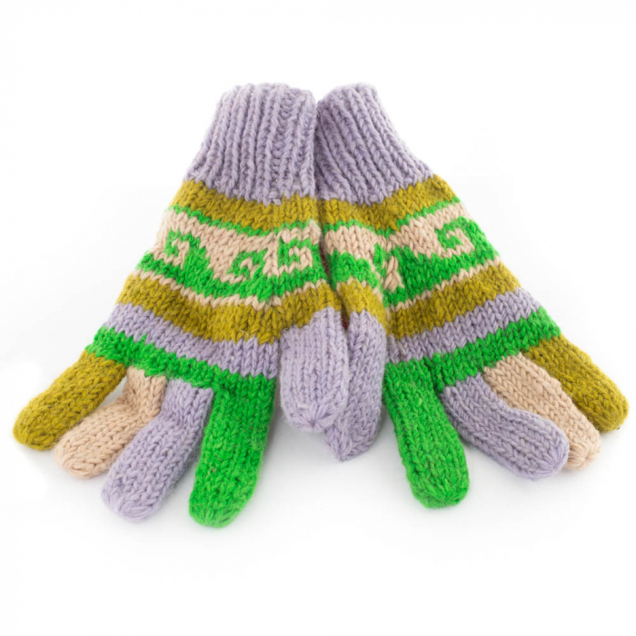 Manusi de lana - Color combo 4 [0]