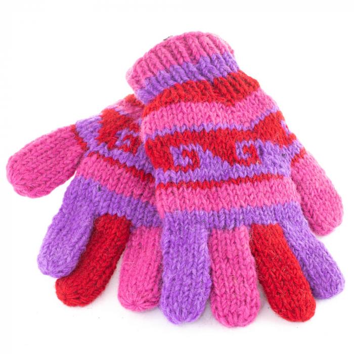 Manusi de lana - Color combo 3 [0]