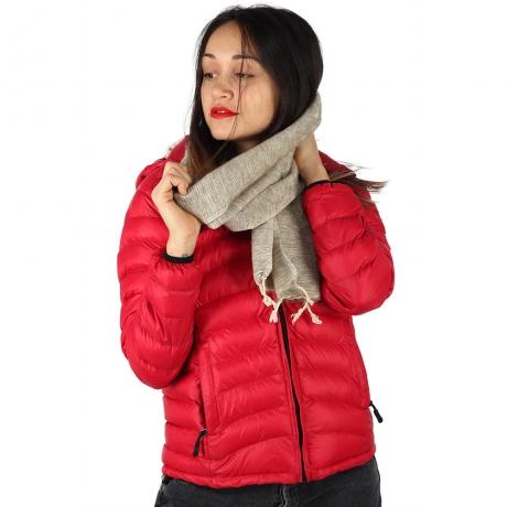 Fular calduros pentru iarna - CREM 1