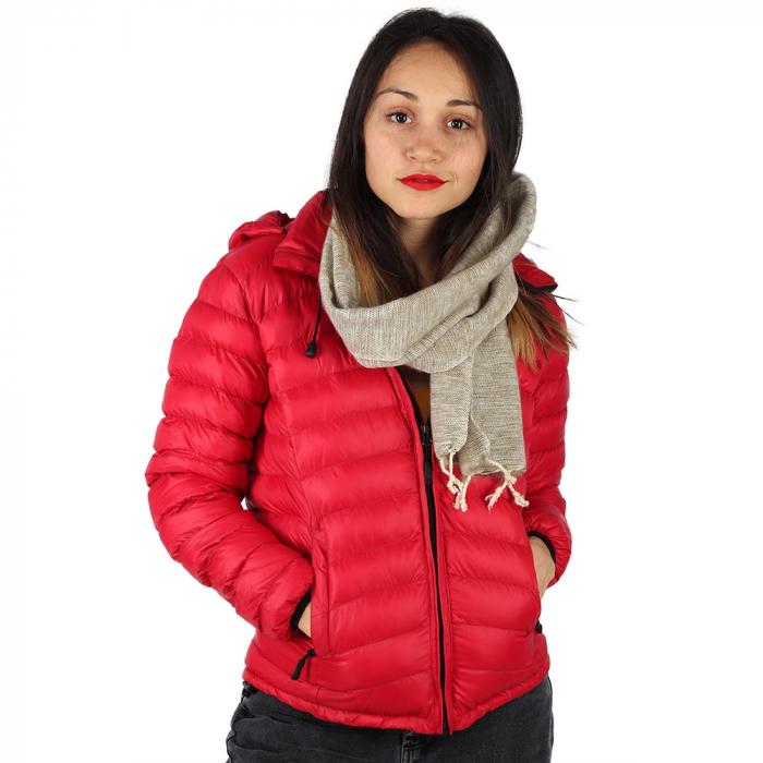 Fular calduros pentru iarna - CREM 0