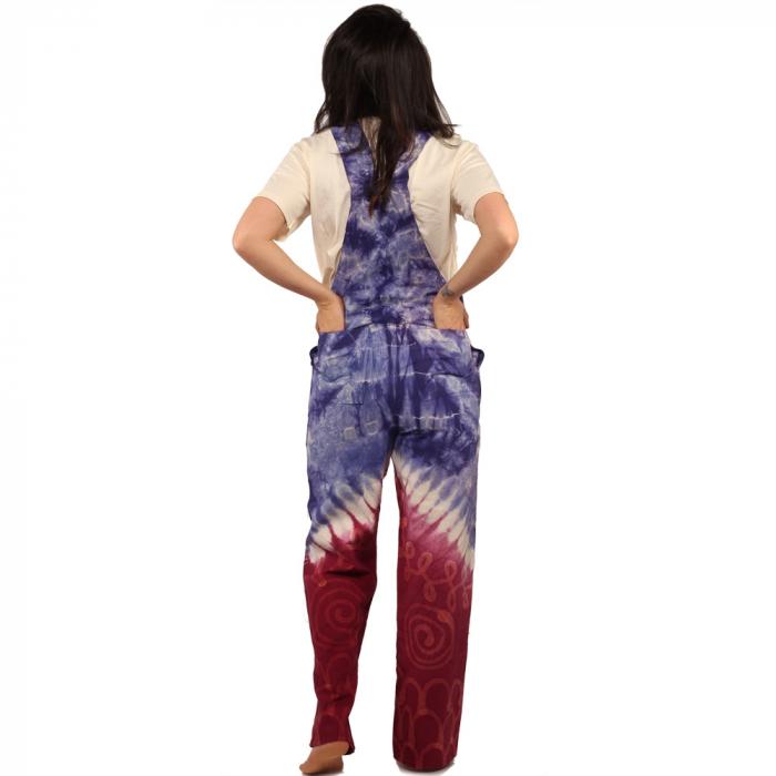 Salopeta Tie Dye Print - 04 1