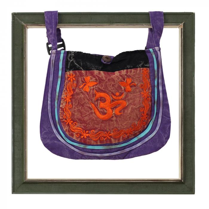 Mini geanta din bumbac - OM 0