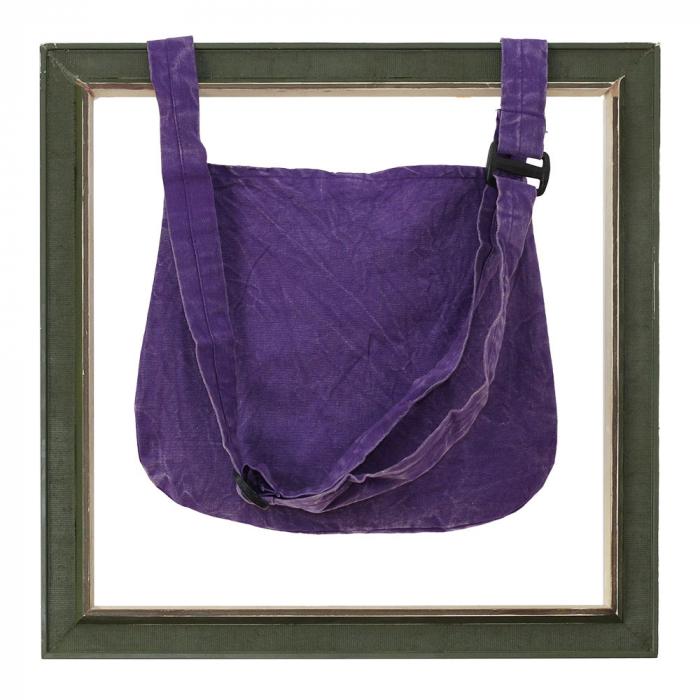 Mini geanta din bumbac - OM 1