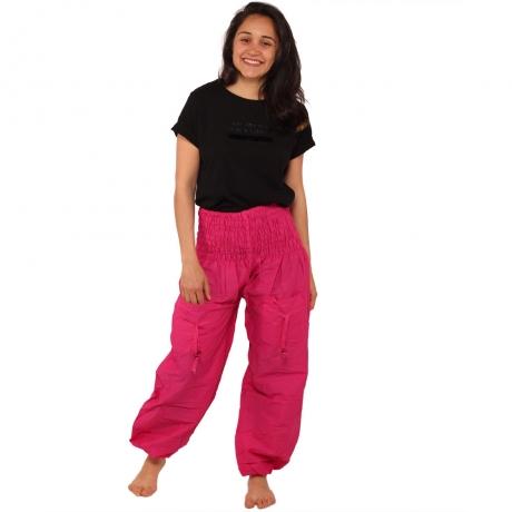 Pantaloni tip salvari - ROZ 0