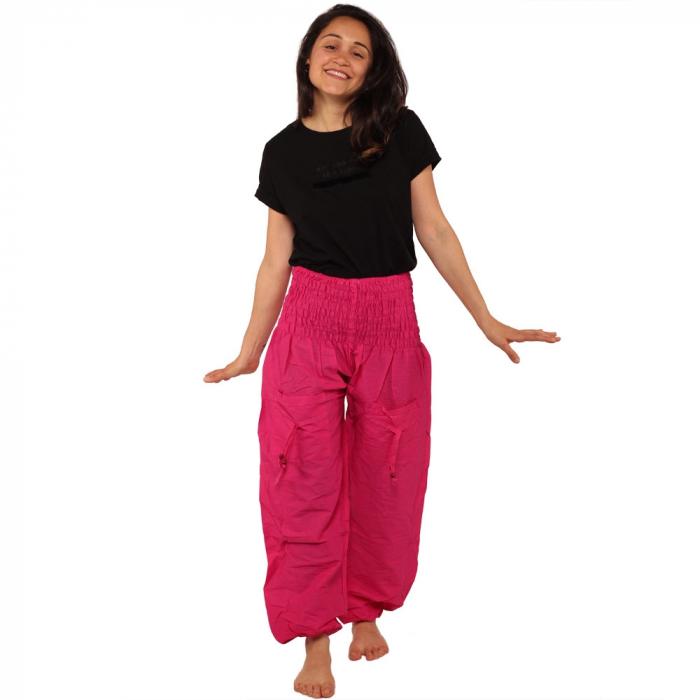 Pantaloni tip salvari - ROZ 1