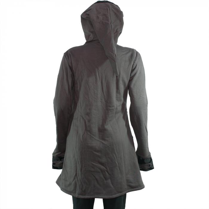 Jacheta de bumbac cu fermoar – GRI 2