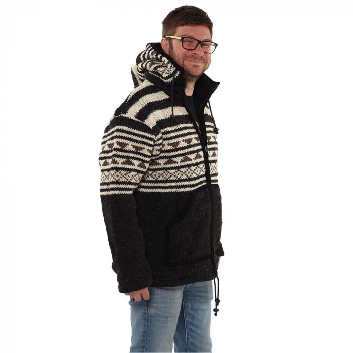 Jacheta din lana - ALASKA 1