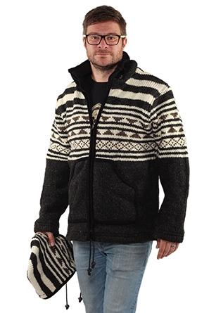 Jacheta din lana - ALASKA 2