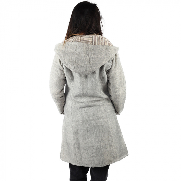 Jacheta din bumbac - GRI 3