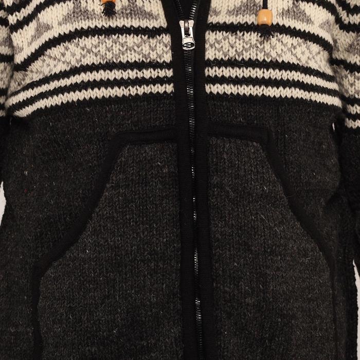 Jacheta din lana - ALASKA 4