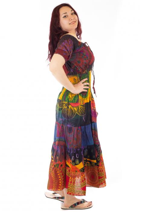 Rochie multicolora - Summer mix 1