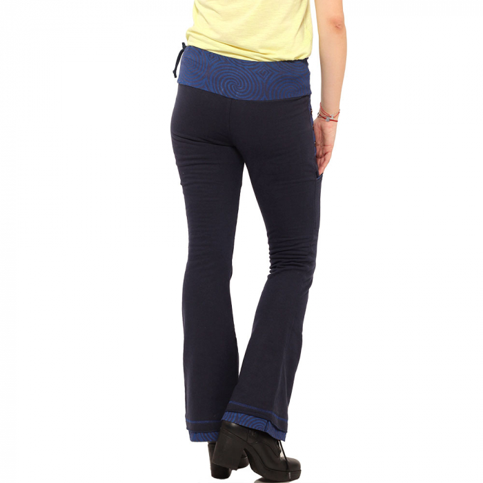 Pantaloni bleumarin - Spirala 2