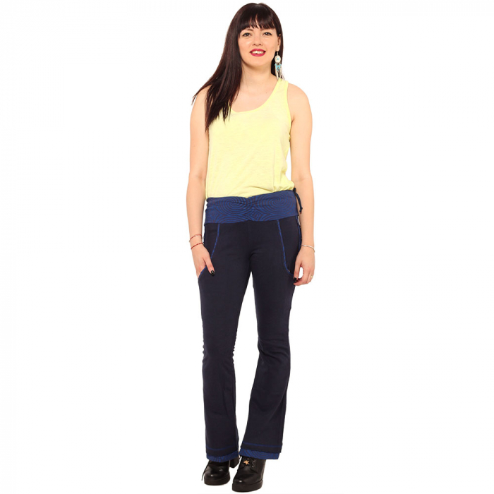 Pantaloni bleumarin - Spirala 0