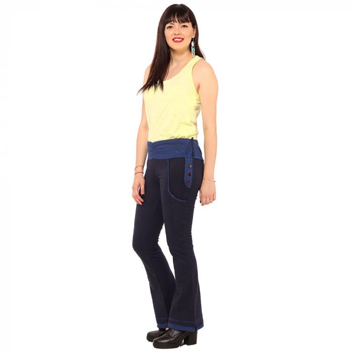 Pantaloni bleumarin - Spirala 1