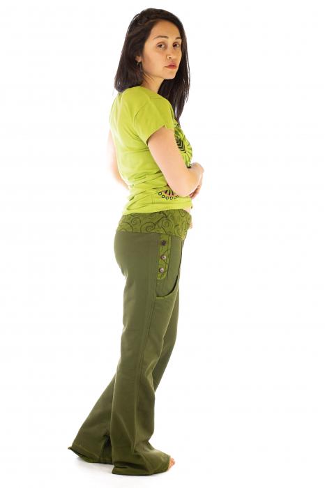Pantaloni verzi - Spirale 2