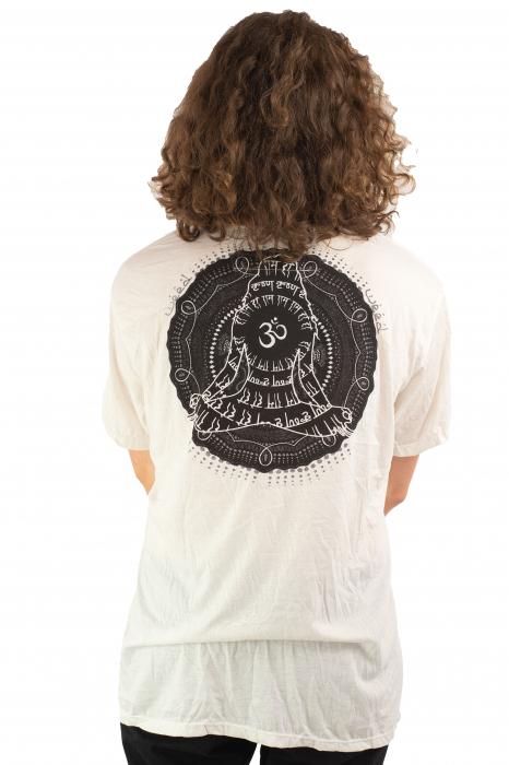 Tricou Chakra Center - Marimi L si XL [2]