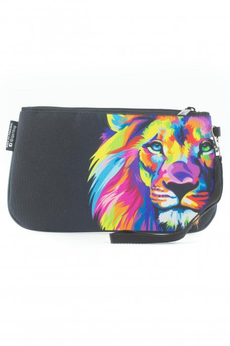 Portmoneu - Lion (100% Polyester Reciclat) 7