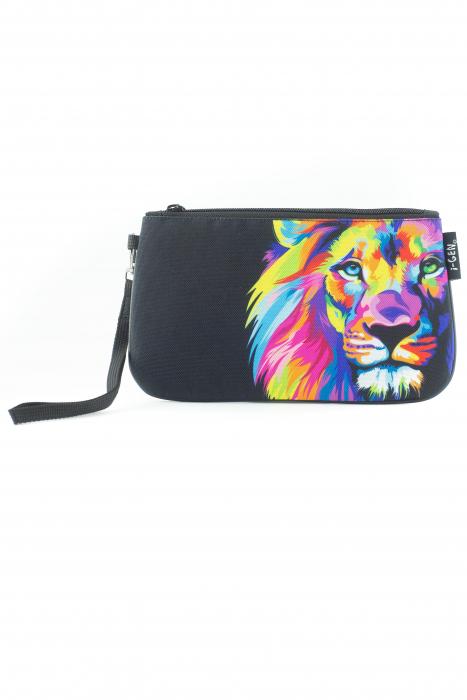 Portmoneu - Lion (100% Polyester Reciclat) 1