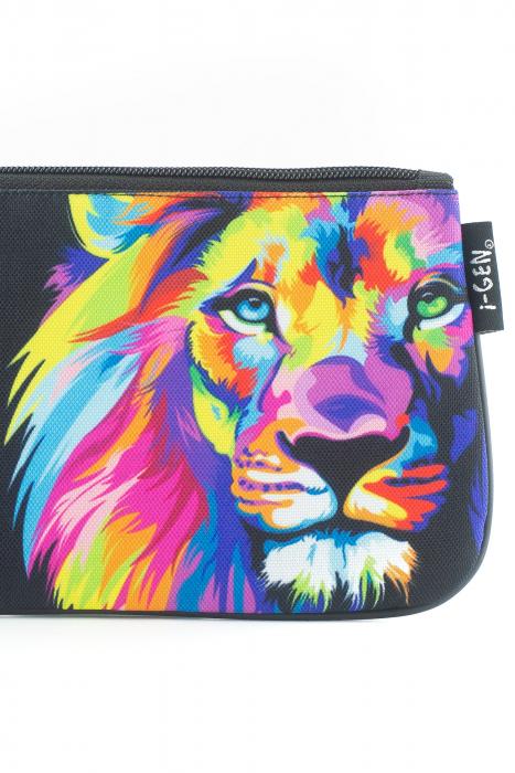 Portmoneu - Lion (100% Polyester Reciclat) 2