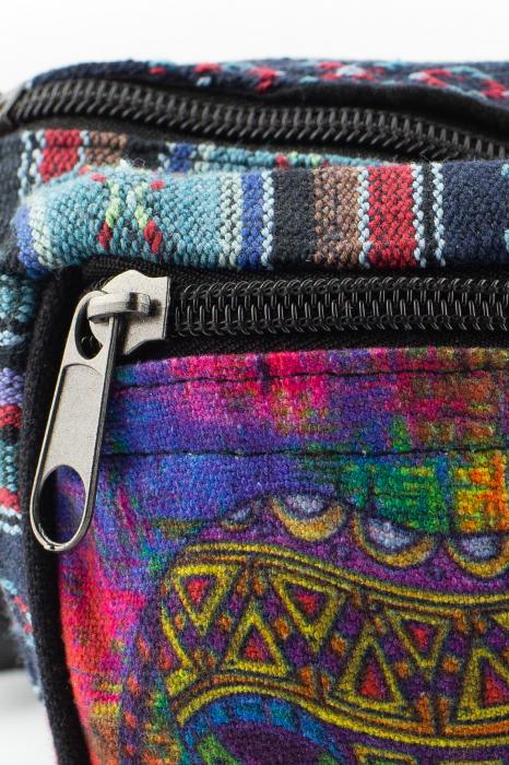 Borseta Tie Dye - Colored Elephant 2 1