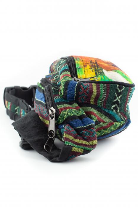Borseta Tie Dye - Horse 2 3