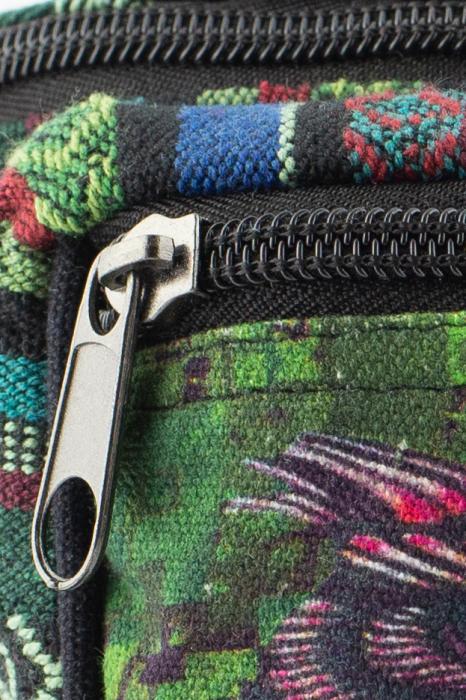 Borseta Tie Dye - Graffiti Owl [2]