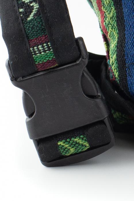 Borseta Tie Dye - Horse Green 5