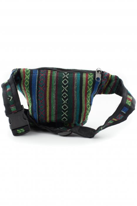 Borseta Tie Dye - Horse Green 4