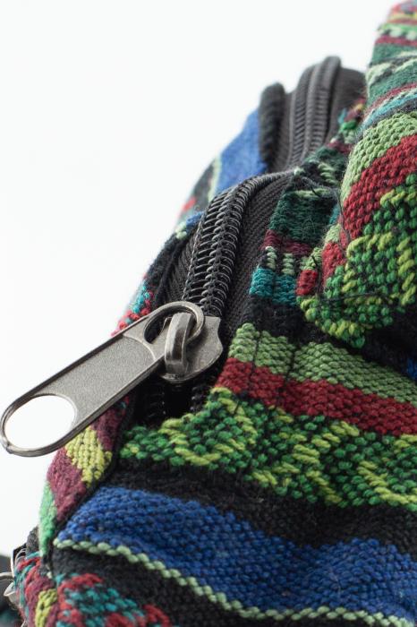 Borseta Tie Dye - Horse Green 3