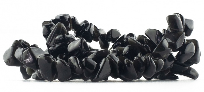 Bratara compusa dintr-un element - Coral Negru 1