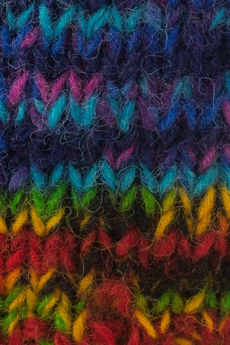 Caciula din lana cu ciucure - Rainbow_2 1