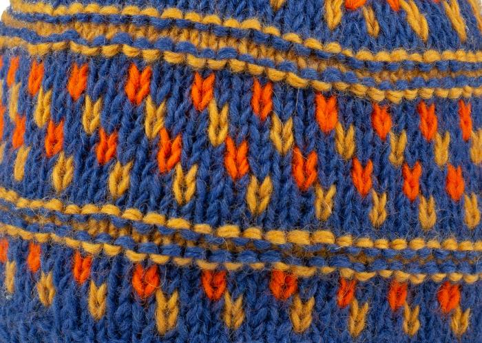Caciula din lana - Dots [3]