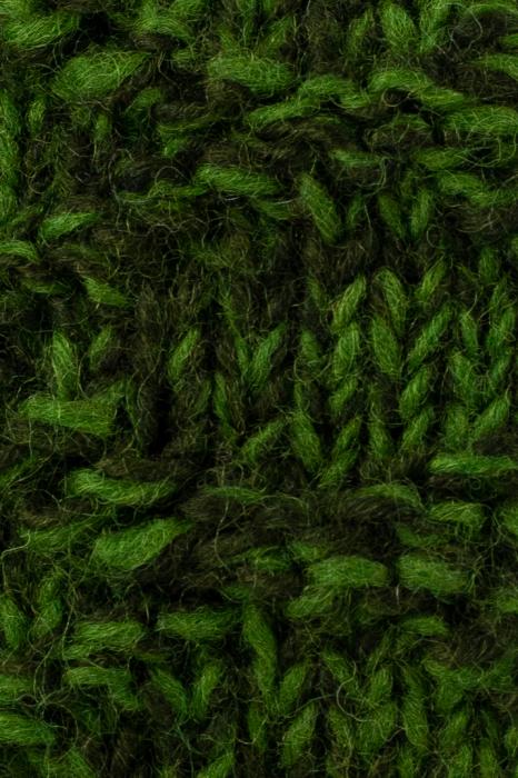 Caciula din lana - Green 4