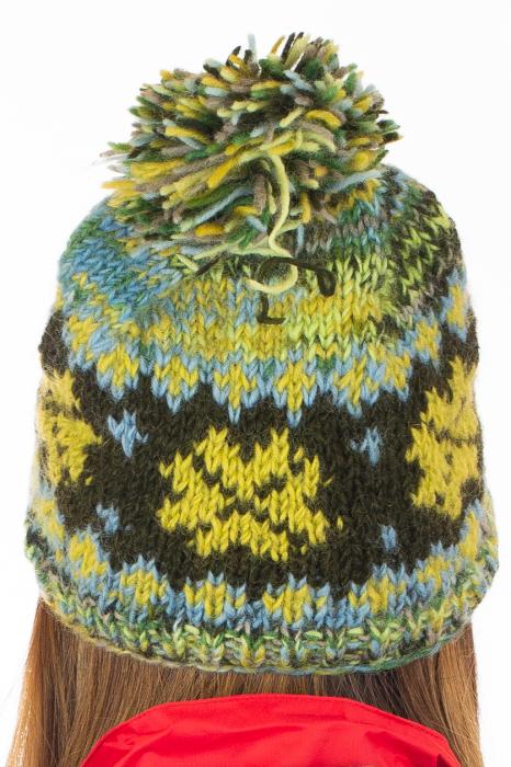 Caciula din lana - Clover 5