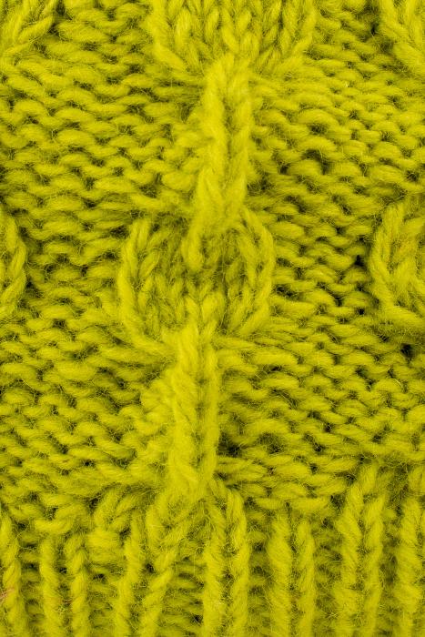 Caciula din lana - Lime [6]