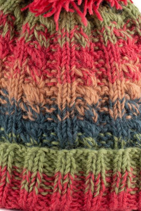 Caciula din lana - Rainbow 6