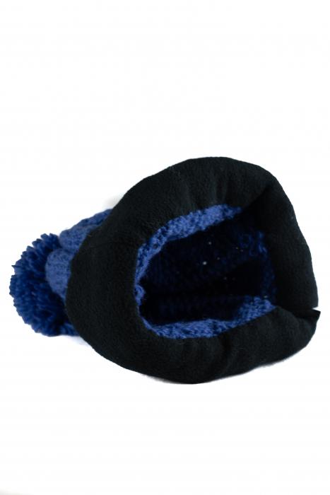 Caciula din lana - Ultraviolet 2