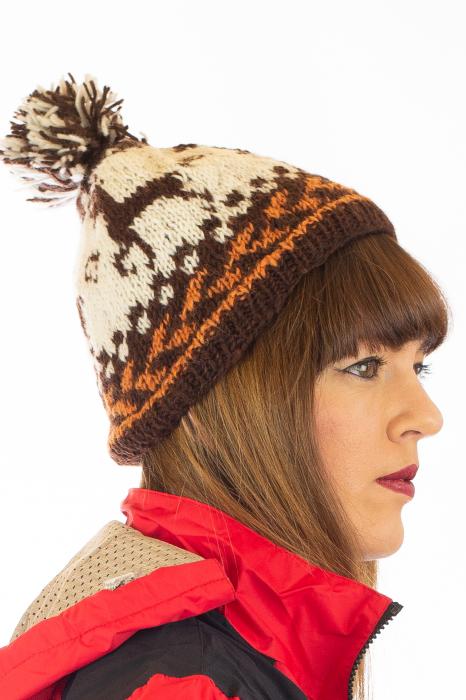 Caciula din lana - Reindeer [1]