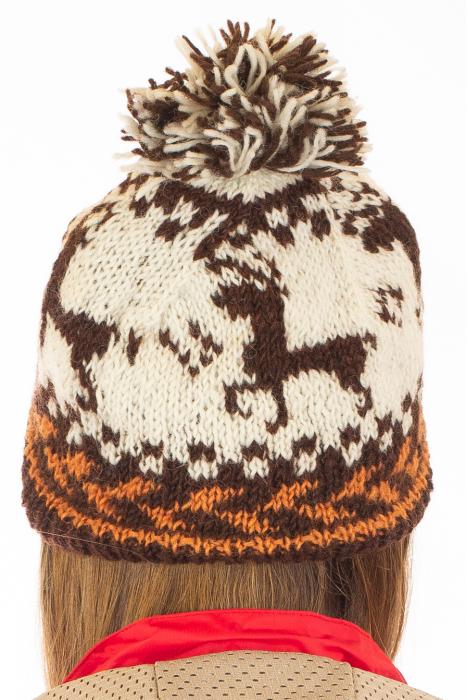 Caciula din lana - Reindeer [5]