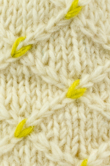 Caciula din lana - White [6]