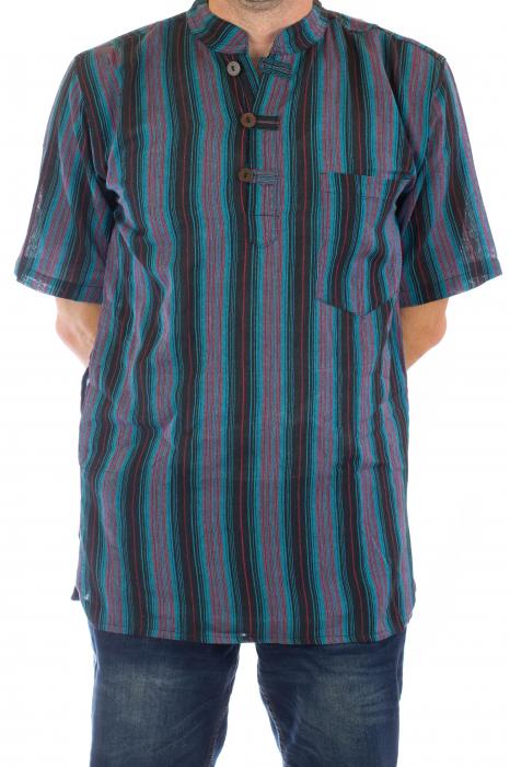 Camasa lejera de vara - Multicolor [2]