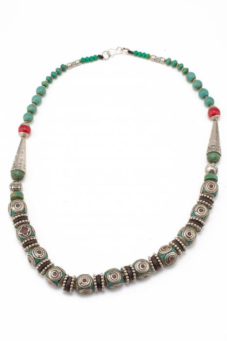 Colier Mala Beads 0